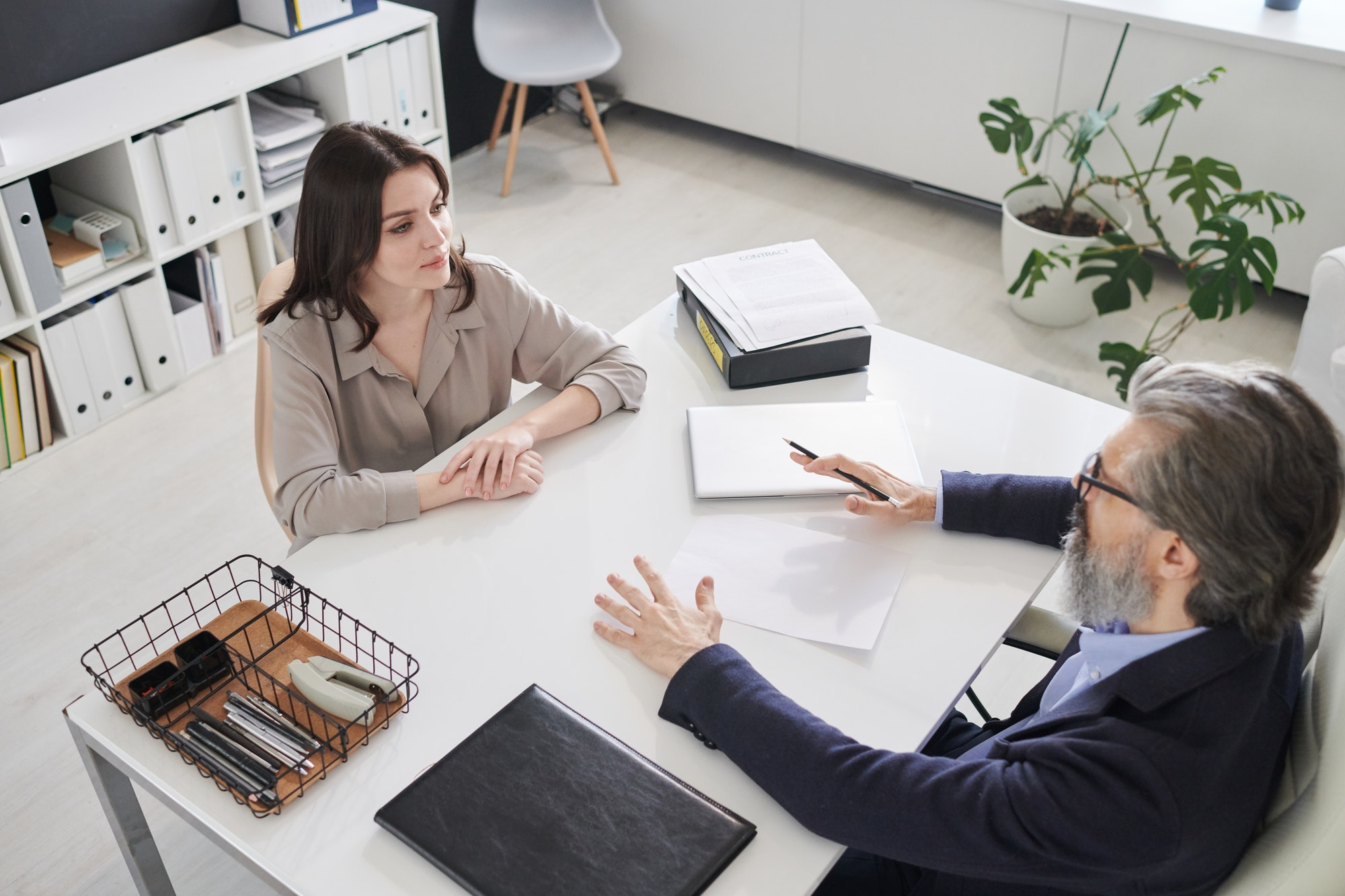 Parkwijck job-interview-in-office Coachen